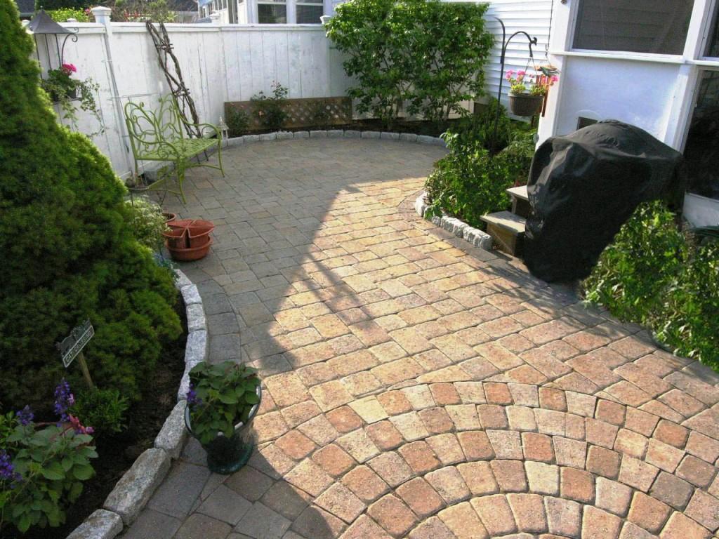 Residential Stone Patio
